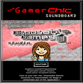 Girl Gamer Soundboard