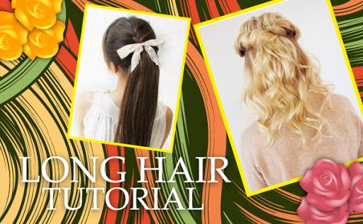 Long Hair Style Ideas