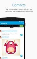 Screenshot of Freelancer - Hire & Find Jobs