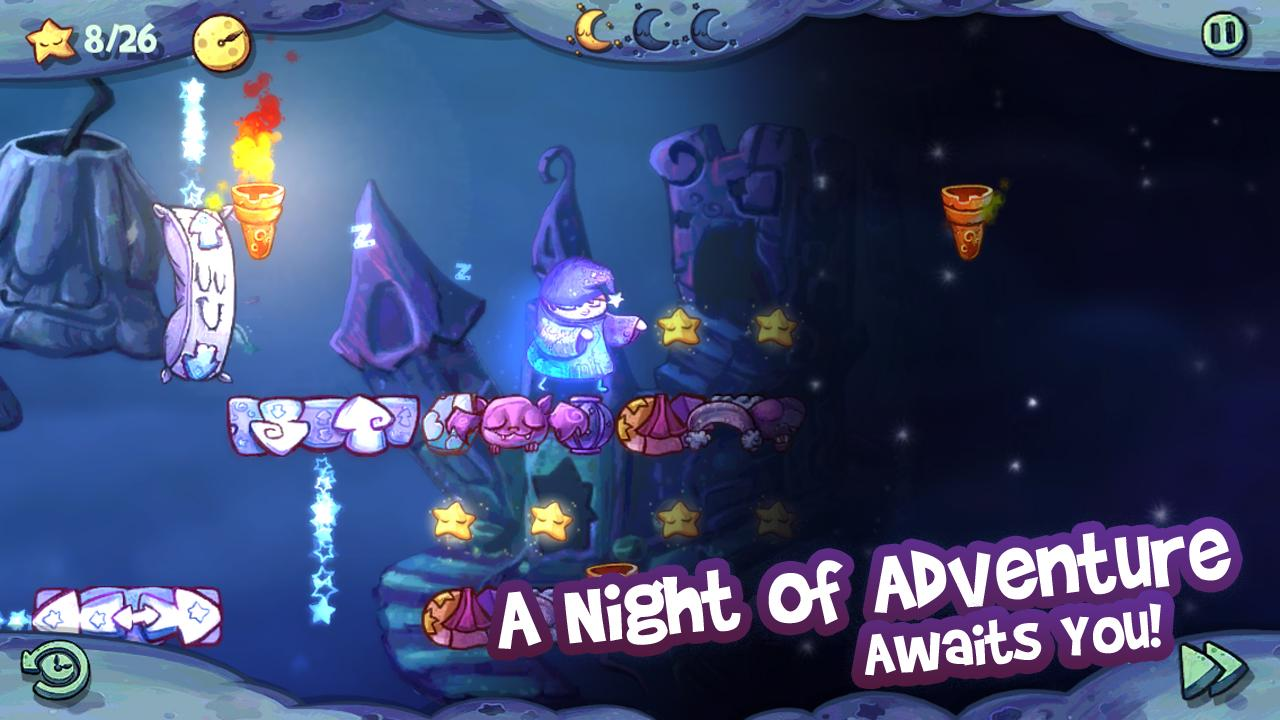 Sleepwalker's Journey- screenshot