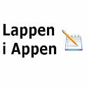 Lappen i Appen logo