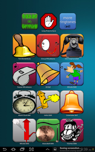 Bells And Whistles Ringtones screenshot 2