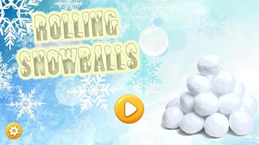 滚动雪球 Rolling Snow Ball