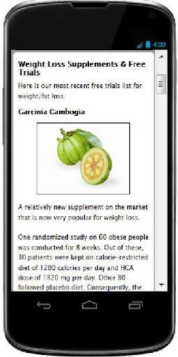 Free Supplements Trials