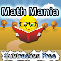 Math Mania Kids Subtraction icon