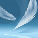 New Galaxy Note 2 Feather LWP icon
