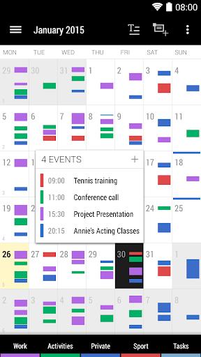 Business Calendar 2 カレンダー 暦日