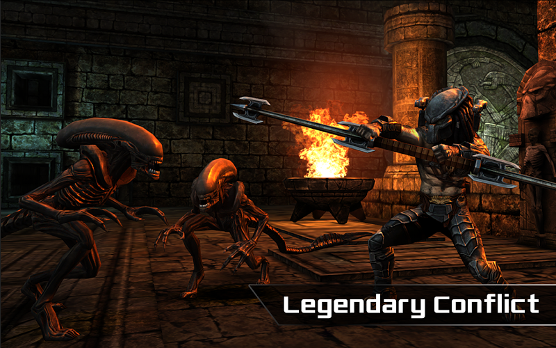 AVP: Evolution - v1.7.2 (804) Mod (Unlimited Xeno/Honor Points) APK - screenshot