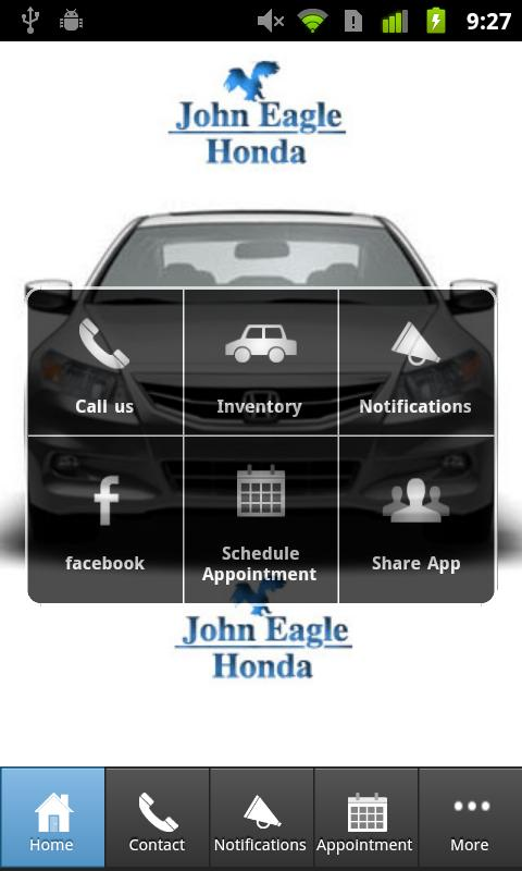 john eagle honda houston android apps on google play. Black Bedroom Furniture Sets. Home Design Ideas