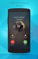 Screenshot of Caller Screen Dialer