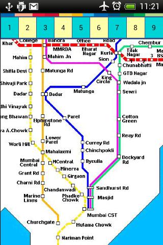 孟买地图|玩交通運輸App免費|玩APPs