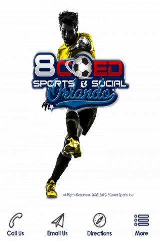 8Coed Sports Social