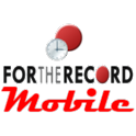 ForTheRecord Mobile logo
