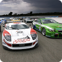 Super Car Racing LWP icon