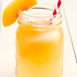 Peach-Green Tea Lemonade.