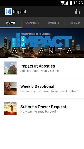 ImpactAtlanta at Apostles