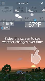 Precise Weather YoWindow Screenshot 2
