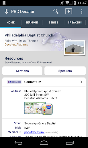 Philadelphia Baptist Church