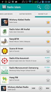 Muslim Radio screenshot 3