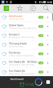 Radio of Slovak Republic - screenshot thumbnail