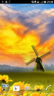 Windmill Live Wallpaper - screenshot thumbnail