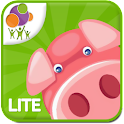 Animals Memory Game Lite logo
