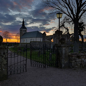 Gudhams Old Monastery and Church by Pavel Kinšt - Buildings & Architecture Public & Historical ( church, monastery, sweeden, ruins )