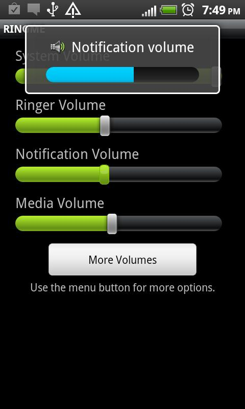 RINGME elegant Ringtone Maker - screenshot