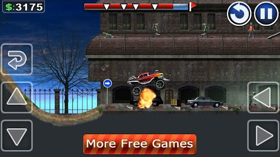 Zombie Killer Race - screenshot thumbnail