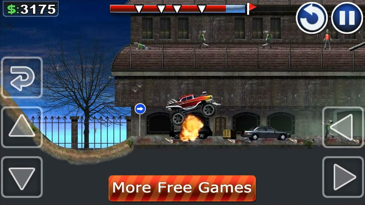 Zombie Killer Race- screenshot