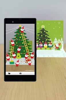 サンリオARクリスマスカード2014のおすすめ画像2