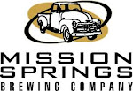 Logo of Mission Springs Cream Ale