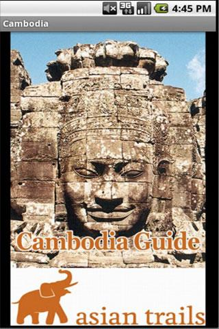 Cambodia Travel Guide- screenshot