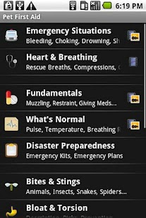 Pet First Aid - screenshot thumbnail
