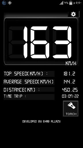 عداد السرعة - Speedometer