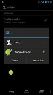 DroidSkin for ANeko- screenshot thumbnail