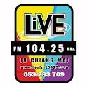 Live FM 104.25 icon