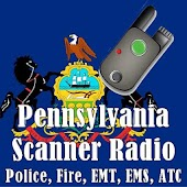 Pennsylvania Scanner Radio