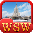 Warsaw Offline Travel Guide icon