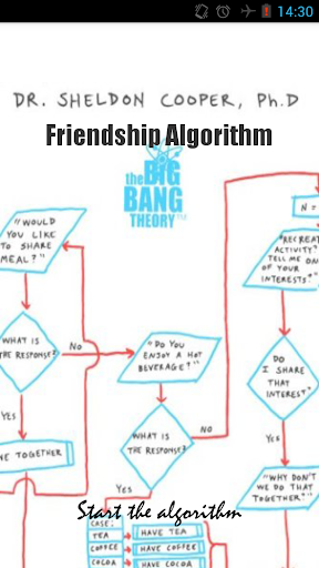 Big Bang Friendship Algorithm