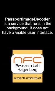 PassportImageDecoder- screenshot thumbnail