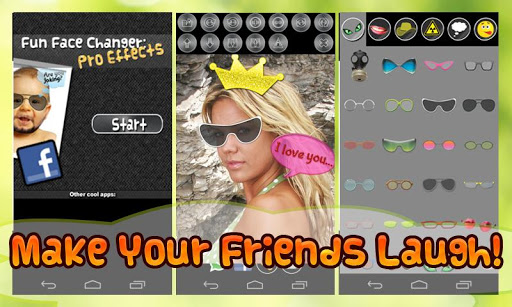Fun Face Changer: Pro Effects 1.26.0 screenshots 9