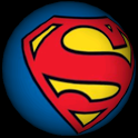 Superman 3D Logo Wallpaper icon