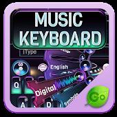 GO Keyboard Music
