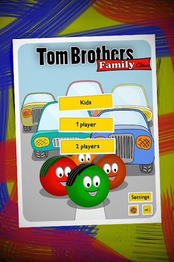TomBrothers Family Edition