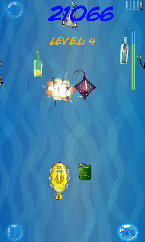 Yellow Submarine Free - screenshot