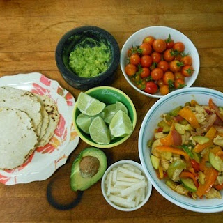 Lime-tastic Fajitas!
