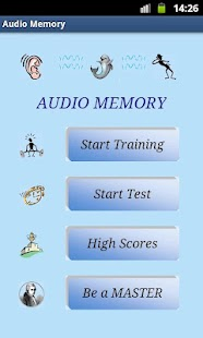 Audio Memory LITE- screenshot thumbnail