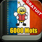 Apprendre le Français 6k Mots
