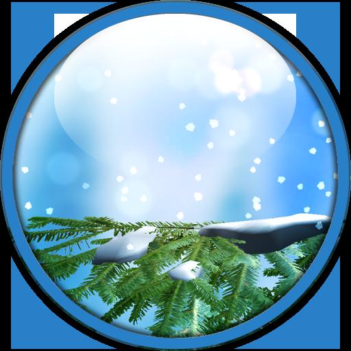 Christmas Tree Live Wallpaper LOGO-APP點子